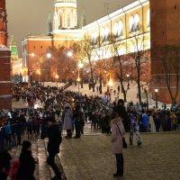 Новогодние гулянья. :: Oleg4618 Шутченко