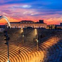 Арена Верона Италия :: Aнатолий Бурденюк