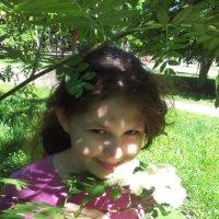 Настенька. :: Мария Владимирова