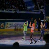 """на льду """"Айсберга"""" :: Олег Кручинин"""