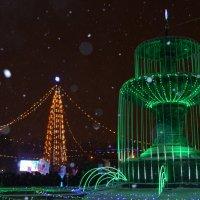 Омск Новогодний :: Savayr