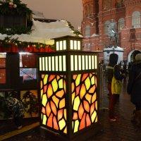 Светящийся куб. :: Oleg4618 Шутченко