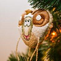 Новогодняя игрушка :: Serj Serj
