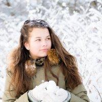 Зимняя сказка. :: Инта