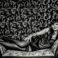 Черно-белое :: Ирина Митрофанова студия Мона Лиза