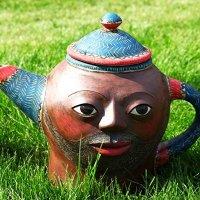 Керамика на траве :: Ирина Фирсова