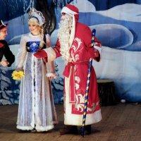 Здравствуйте дедушка Мороз и Снегурочка !!!!! :: bemam *