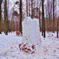 Постамент без монумента :: Светлана Лысенко
