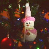 Новогодние игрушки!!! :: Inna Sherstobitova