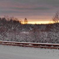 ...закат :: Ольга Cоломатина