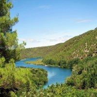 Хорватия. Национальный парк КРКА. :: Александра Антонова
