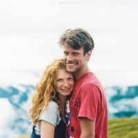 Любовь в горах :: Оля Йоффе
