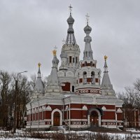 Собор Святого Николая Чудотворца :: Наталья Левина