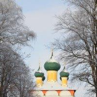 Церковь.г.Углич.Ярославская область :: Anton Сараев