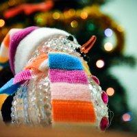 Снеговик :: Наталия Квас