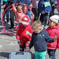 Северодвинск. Праздник мыльных пузырей (1) :: Владимир Шибинский