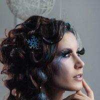 Снежная королева :: Мария Данилейчук