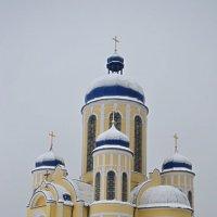 Церква Святого Володимира. Чернівці, Україна :: Степан Карачко