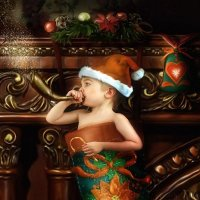 Рождественский Дух) :: Лана Назарова