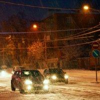 Заметает зима, заметает... :: Владимир Болдырев