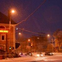 Нас утро встречает прохладой.... :: Владимир Болдырев