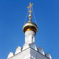 Храм Михаила Архангела. Заворово. :: Татьяна Калинкина