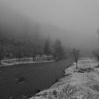 Первый снег :: Александр Потапов