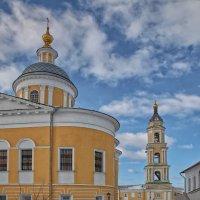 монастырь... :: Сергей Серый