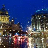 Дождливый Санкт-Петербург :: Михаил ЯКОВЛЕВ