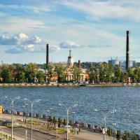 Городской пейзаж :: Владимир Максимов
