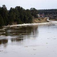 Половодье на реке Чепце :: Владимир Максимов