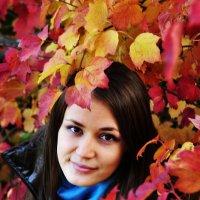 Осеннее настроение... :: Алена Каминская
