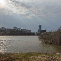 Весенний паводок :: Валентин Котляров