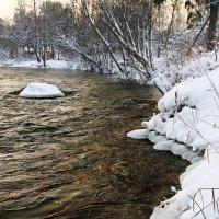 Берег ледяной :: Михаил Лобов (drakonmick)