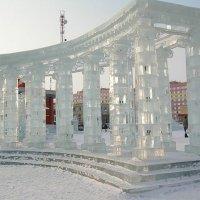 Ледяные скульптуры :: Вера Саитхужина