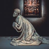 Древняя скульптура замка :: Игорь Вишняков