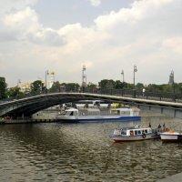 Лужков мост на Обводном канале. :: Елена
