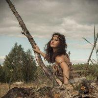 дикая :: Екатерина Чигирь