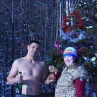 Новый год в лесу :: Ольга Седых