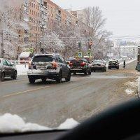Моя улица :: Олег Манаенков