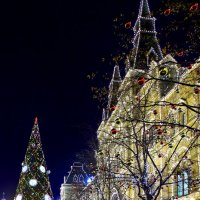 За 10 дней до Нового года :: Валерий Князькин