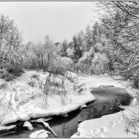 Зимние зарисовки :: Ион Круглик