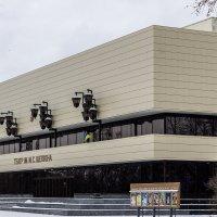 Театр имени М.С. Щепкина :: _NIGREDO_ _