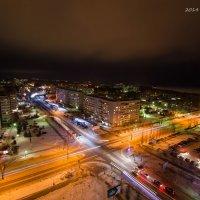 Огни маленького города :: Вадим Кудинов