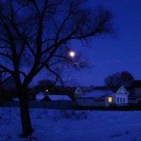 Ночь перед Рождеством. :: Святец Вячеслав