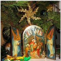 С Рождеством Христовым друзья!!! :: Тамара (st.tamara)