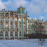 Санкт-Петербург, Эрмитаж :: Александр Дроздов
