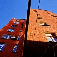Свет Московских окон :: Евгений Жиляев