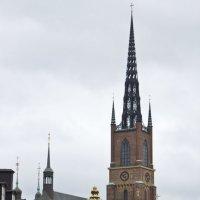 Виды Стокгольма-5 :: Александр Рябчиков