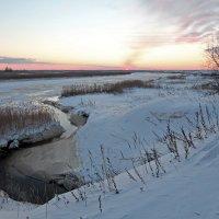Северодвинск. Река Кудьма :: Владимир Шибинский